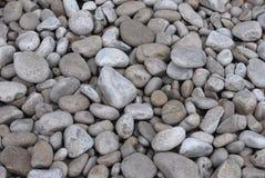 Modelo de la roca Foto de archivo libre de regalías