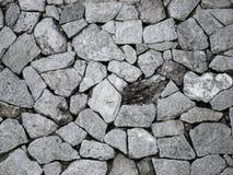 Modelo de la roca, granito Mable Fotografía de archivo libre de regalías