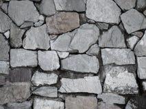 Modelo de la roca, granito Mable Foto de archivo libre de regalías