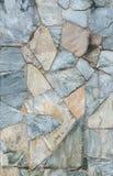 Modelo de la superficie de la pared de piedra Imagen de archivo libre de regalías