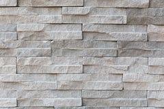 Modelo de la superficie de la pared de piedra con el cemento Fotos de archivo libres de regalías