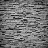 Modelo de la superficie decorativa de la pared de piedra de la pizarra Fotografía de archivo