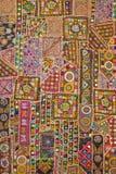 Modelo de la tapicería Foto de archivo libre de regalías