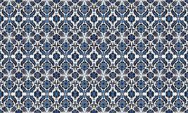 Modelo de la teja de mosaico imágenes de archivo libres de regalías
