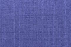 Modelo de la tela azul imágenes de archivo libres de regalías
