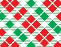 Modelo de la tela escocesa de tartán Textura del Rhombus para - la tela escocesa, la ropa, las camisas, los vestidos, el papel, e ilustración del vector