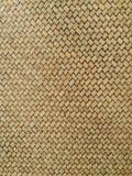 Modelo de la textura de la armadura de bambú Fotos de archivo