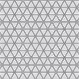 Modelo de la textura del fondo de Grey Triangle Clothing Fabric Vector libre illustration