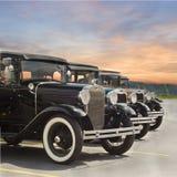 Modelo de la vendimia de Ford   Foto de archivo