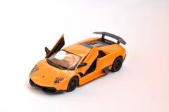 Modelo de Lamborghini Foto de archivo
