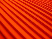 Modelo de las carpetas de papel Foto de archivo libre de regalías