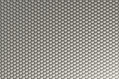 Modelo de las esferas blancas Imagen de archivo libre de regalías