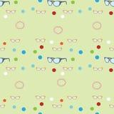 Modelo de las gafas de sol libre illustration