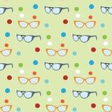 Modelo de las gafas de sol ilustración del vector