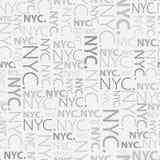Modelo de las letras Foto de archivo libre de regalías
