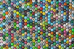 Modelo de las pinturas de espray Fotografía de archivo libre de regalías