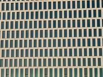 Modelo de las ventanas del edificio del negocio Imagen de archivo libre de regalías