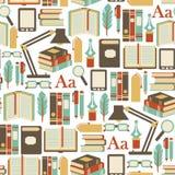 Modelo de los libros Foto de archivo libre de regalías
