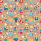 modelo de los pájaros Foto de archivo libre de regalías