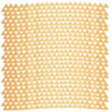 Modelo de los triángulos de la acuarela Imagen de archivo libre de regalías