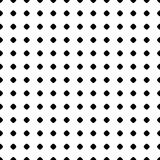 modelo de lunar Textura inconsútil del vector Geomet negro y blanco ilustración del vector