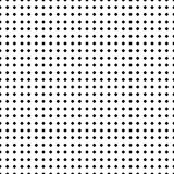 modelo de lunar Textura inconsútil del vector Geomet negro y blanco stock de ilustración