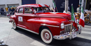 Modelo 1946 de luxe de Dodge 24 Imagens de Stock