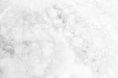 Modelo de mármol blanco del fondo del extracto de la textura con alto resol Fotos de archivo