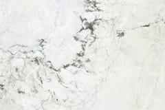 Modelo de mármol blanco del fondo de la textura Foto de archivo libre de regalías