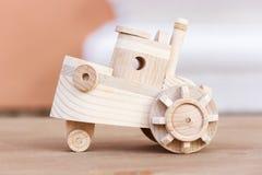 Modelo de madeira do barco Foto de Stock