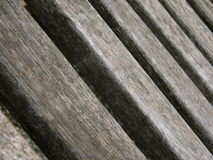Modelo de madera Imagen de archivo libre de regalías