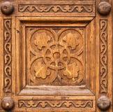 Modelo de madera Imagen de archivo
