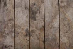 Modelo de madera Foto de archivo libre de regalías