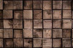 Modelo de madera Fotos de archivo libres de regalías