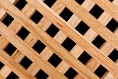 Modelo de madera de la textura del enrejado Spruce Fotos de archivo libres de regalías
