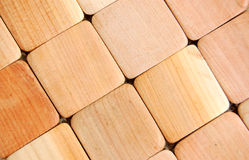 Modelo de madera del enebro Fotografía de archivo