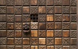 Modelo de madera en Venecia Fotografía de archivo libre de regalías