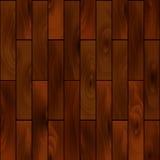 Modelo de madera inconsútil - piso de entarimado Imagen de archivo libre de regalías
