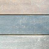 Modelo de madera superficial del primer en el viejo tablero de madera en el fondo de madera de la textura de la pared Fotografía de archivo libre de regalías