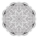 Modelo de Mandala Eastern libre illustration