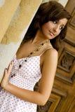 Modelo de manera adolescente Foto de archivo libre de regalías