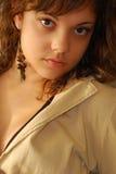 Modelo de manera joven Fotografía de archivo libre de regalías