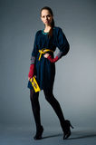Modelo de moda Fotografía de archivo