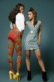 modelo de moda Africano-americano. imagen de archivo libre de regalías
