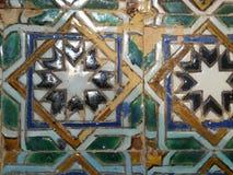 Modelo de mosaico imagen de archivo