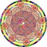 Modelo de mosaico Foto de archivo libre de regalías