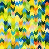 Modelo de mosaico abstracto Imagen de archivo