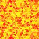 Modelo de mosaico abstracto Imagenes de archivo