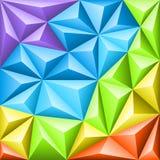 Modelo de mosaico abstracto Fotografía de archivo libre de regalías