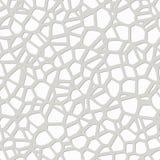 Modelo de mosaico abstracto del guijarro libre illustration